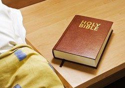 Book: Bible (Photo: Thinkstock/iStockphoto)