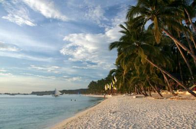 Philippines: Boracay Beach