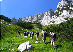 Hiking in Bosnia (Photo: Mountain Travel Sobek)