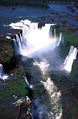 Iguazu Falls National Park, Brazil and Argentina