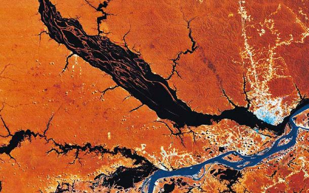 Brazil: Amazon Rivers (Photo: Thinkstock/Digital Vision)