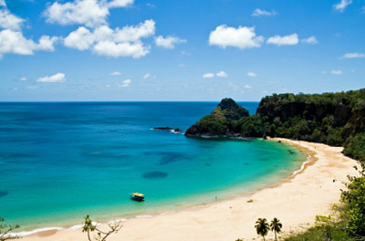 Brazil -  Fernando de Noronha Beach