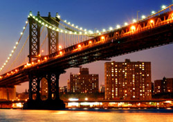 New York - Brooklyn Bridge (Photo: Thinkstock/iStockphoto)