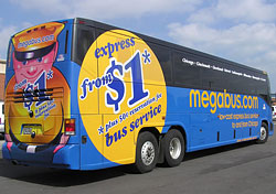 Photo: Megabus