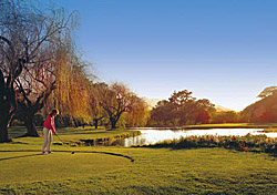 Golfing at Quail Lodge Resort (Photo: Quail Lodge Resort)