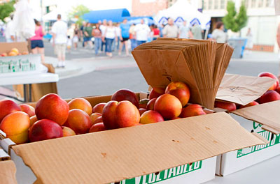 California Peach Festival