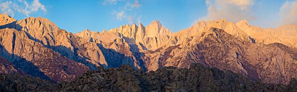 Mt. Whitney, Inyo National Forest, Califronia (Photo: fotoVoyager/iStockphoto.com)