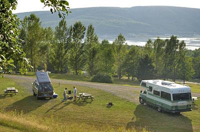 Cape Breton camping