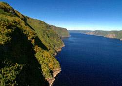 Fjord du Saguenay, Quebec, Canada (Photo: Ministere du Tourisme du Quebec/C. Parent, P.Hurteau/www.bonjourquebec.com)