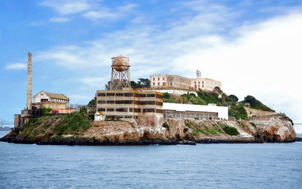 California: Alcatraz (Photo: Thinkstock/Hemera)