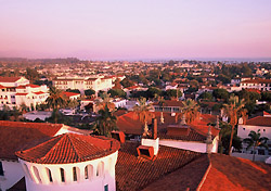 Santa Barbara courthouse (Photo: Santa Barbara Convention and Visitors Bureau)