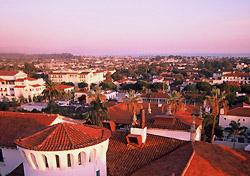 Santa Barbara courthouse (Photo: Santa Barbara Convention and Visitors Bureau)