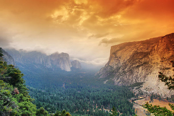 Yosemite National Park, CA (Photo: flickr)