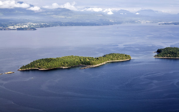 Canada: Queen Charlotte Islands (Photo: Thinkstock/iStockphoto)