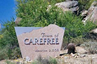 Carefree, Arizona