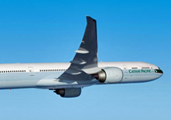 $515+ R/T China, India, Canada Sale on Cathay Pacific