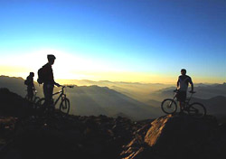 Chile mountain biking with Sacred Rides (Photo: Patrice Halley)