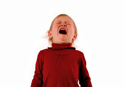 Child: Tantrum (Photo: Thinkstock/iStockphoto)