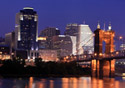 Cincinnati, Ohio, Skyline (Photo: iStockphoto/Jeremy Edwards)