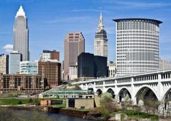 Ohio: Cleveland Skyline (Photo: iStockphoto/Henryk Sadura)