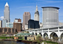 Ohio: Cleveland Skyline (Photo: iStockphoto/Henryk Sadura)