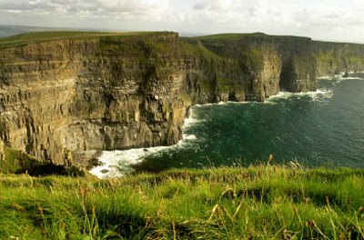 Ireland: Cliffs of Moher