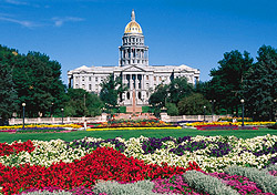 Denver Capitol (Photo: Denver Metro Convention & Visitors Bureau)