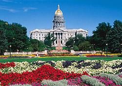 Denver Capitol (Photo: Denver Metro Convention & Visitors Bureau)