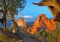 Colorado Springs - Garden of the Gods (Photo: iStockPhoto/Mike Denhof)
