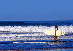 Surfing in Costa Rica with Pura Vida Adventures (Photo: Pura Vida Adventures)