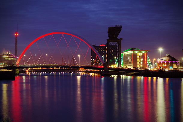 Glasgow, Scotland (Photo:enthusiasticawe via flickr/CC Attribution)