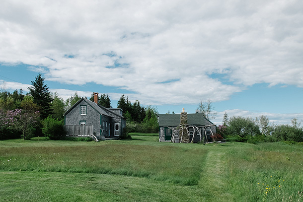 Inn at Whale Cove, Grand Manan Island (Photo: Julianne Lowell)