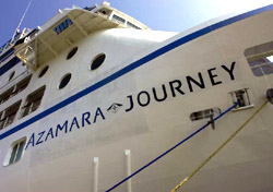 Azamara Journey (Photo: Azamara Cruises)