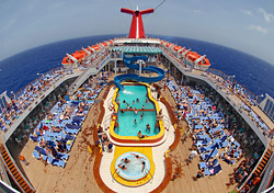 Carnival Elation Lido Deck (Photo: Carnival)