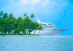 Crystal Symphony in Mexico (Photo: Crystal)