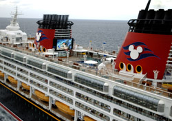 Disney Magic closeup (Photo: Disney Cruise Line)