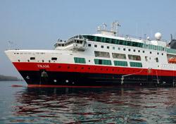 MS Fram (Photo: Hurtigruten)