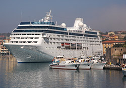 Royal Princess in Elba, Italy (Photo: Princess)