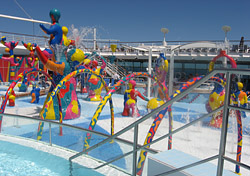 H2O Zone on the Liberty of the Seas (Photo: Erica Silverstein)
