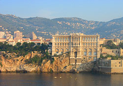 "<p>Monaco may be small, but there's much to do without hopping a bus to France. For an entrance fee of €10 (about $14; see <a href=""http://www.xe.com"" target=""_blank"">XE.com</a> for current exchange rates), you can explore the famous casino—remember to bring your passport for identification and dress appropriately (no shorts or flip-flops, jackets for men in the evening). You can try your luck at the gaming tables or just gawk at the breathtaking atrium of the Salle Garnier. To best see the city and save money, walk from the pier to the casino. You'll need good directions because it's easy to get lost. </p><p>Photo: Erica Silverstein</p>"