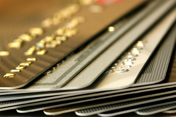 Credit Card: Fan of Cards (Photo: iStockphoto/Stefan Klein)