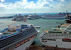 Port Everglades, Ft. Lauderdale (Photo: Broward County Port Everglades Department)