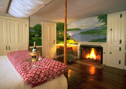 "<h2>Stonecroft Country Inn, Ledyard, Connecticut</h2> <p>The <a href=""http://www.stonecroft.com""target=""_blank"">Stonecroft Country Inn</a>, just outside Mystic, consists of two historic properties, the 200-year-old Main House and the Grange, a converted barn. Some rooms have fireplaces and whirlpool tubs. Rates range from $135 to $329 per night and include a full breakfast. Additionally, if you book a cooking class at the inn, you'll receive 25 percent off lodging rates.</p>  (Photo: Joan Egy)"