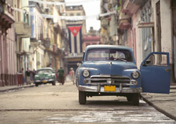 Cuba-Havanna Car (Photo: iStockPhoto/Steven Miric)