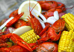 Crayfish boil (Photo: iStockPhoto/Sandra O'Claire)