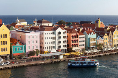 Curacao: Willemstad Architecture