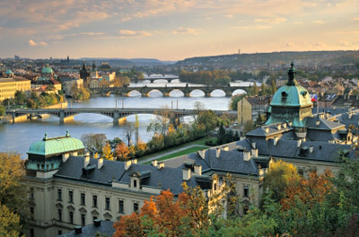 Czech Republic - Prague at Dawn