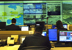 National Operations Center, U.S. Department of Homeland Security (Photo: U.S. Depar