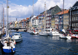 Denmark: Copenhagen, Boats (Photo: Thinkstock/Brand X Pictures)
