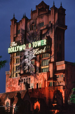 Tower of Terror, Orlando, Florida